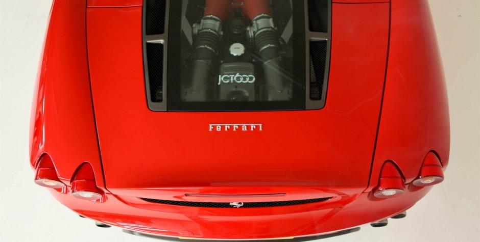 Ferrari-trunk